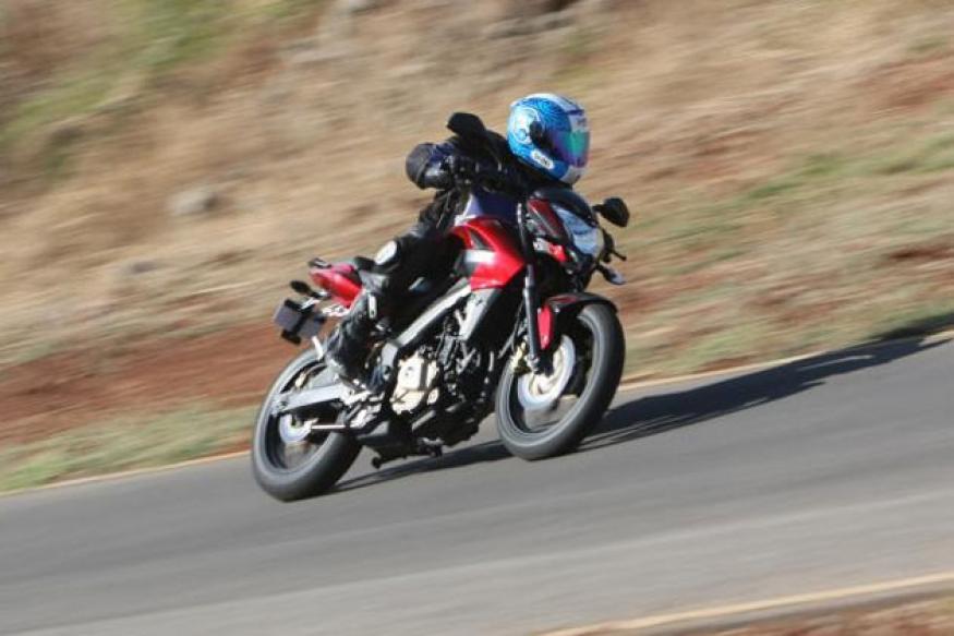 First ride: New Bajaj Pulsar 200 NS