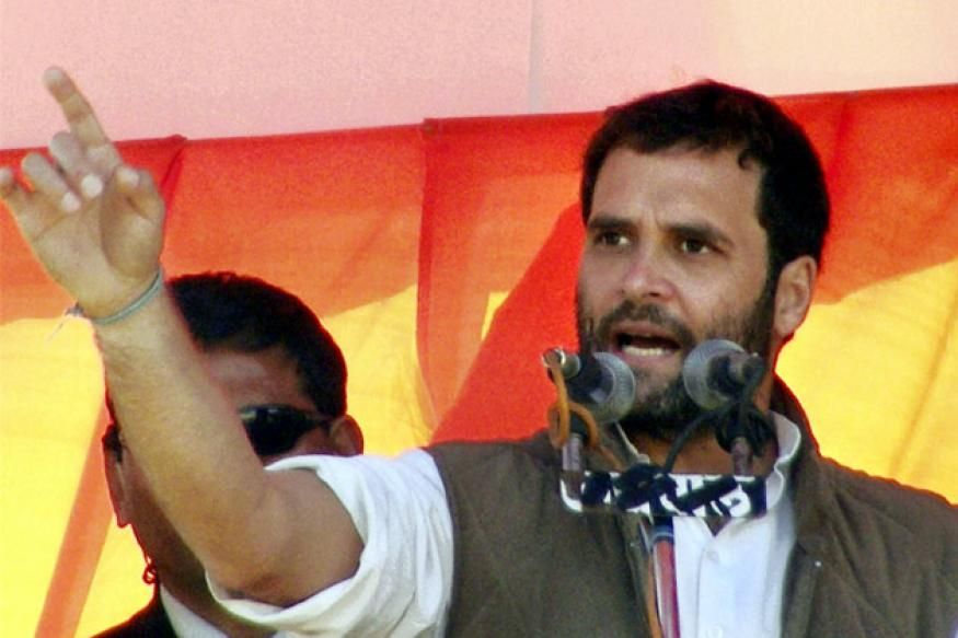 UP polls: Shun Cycle, Elephant: Rahul to voters