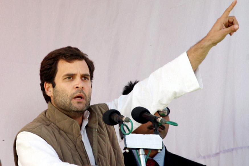 FIR against Rahul for violating code of conduct