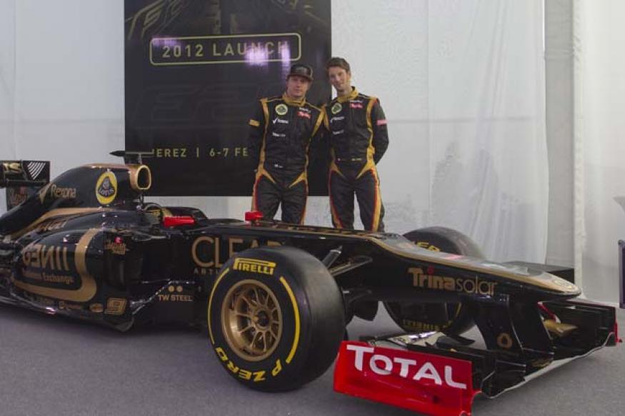 Returning Raikkonen sets fastest lap in Jerez