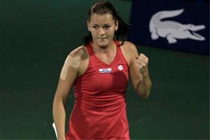Radwanska beats Jankovic to reach Dubai final