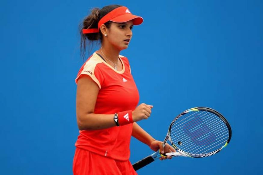 Sania reaches Pattaya QFs in singles and doubles