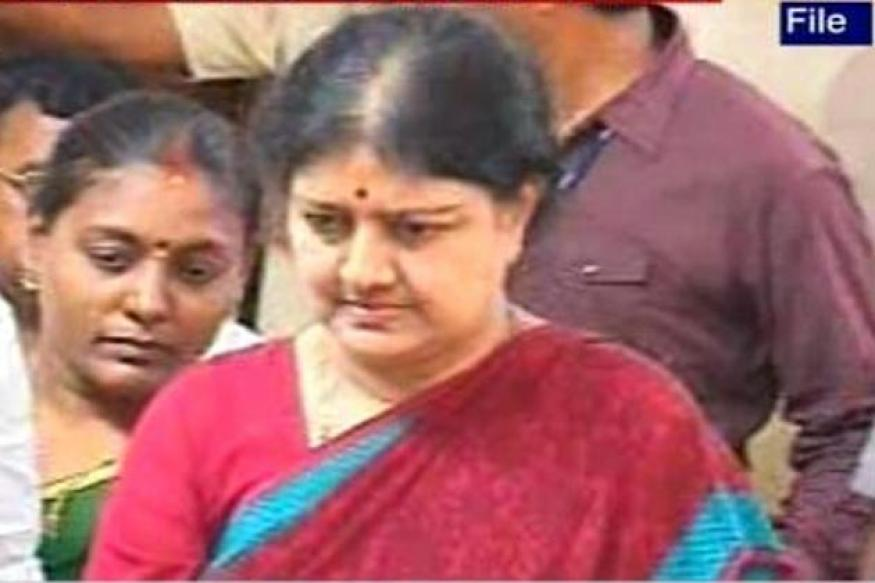 Chennai: Sasikala's husband arrested