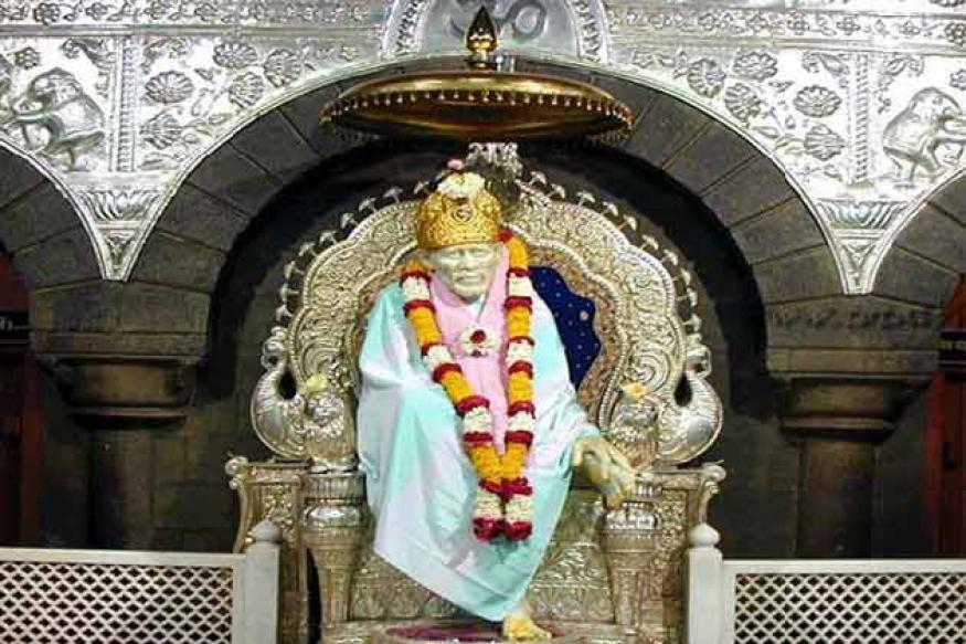 Shirdi Sai Baba temple gets Rs 401 cr in cash in 2011