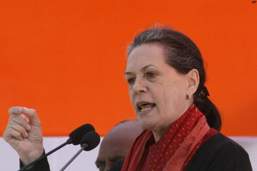 UP has become mascot of corruption: Sonia