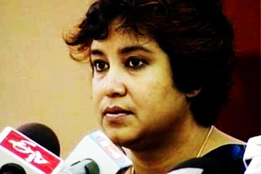 Lessons in sexual freedom from Taslima Nasreen