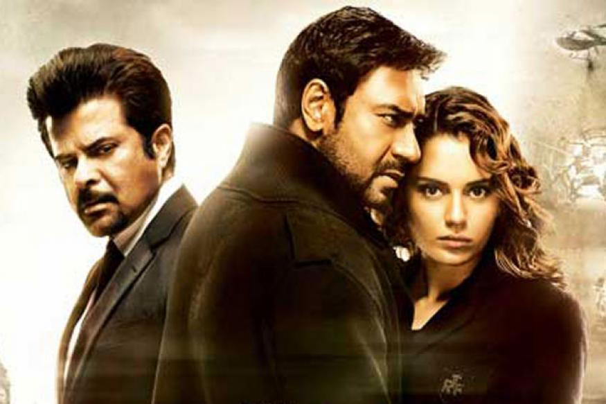 First Look: Ajay, Anil and Kangna's 'Tezz'