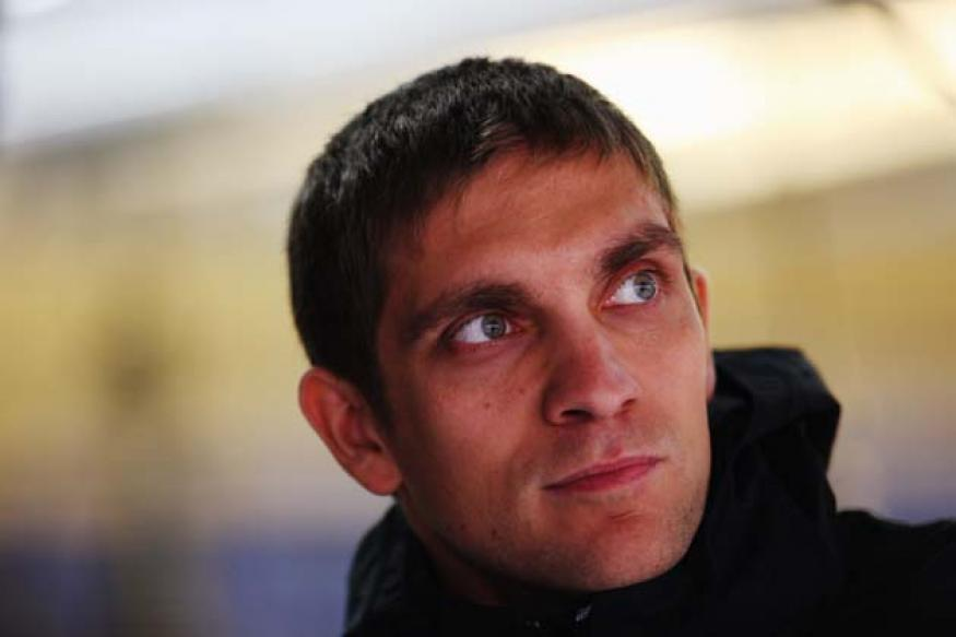 Petrov to drive for Caterham F1 team