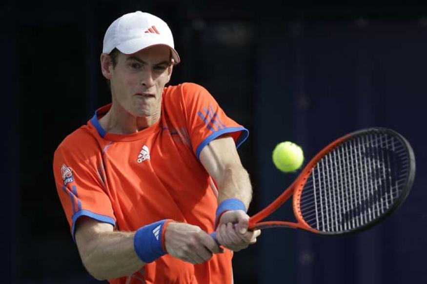 Federer, Djokovic, Murray in Dubai Open semis