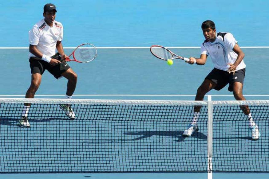 Bhupathi-Bopanna in final of Dubai Open