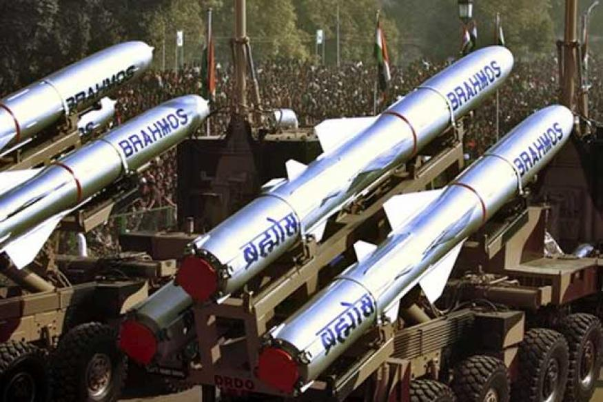 Brahmos missile with new systems test fired
