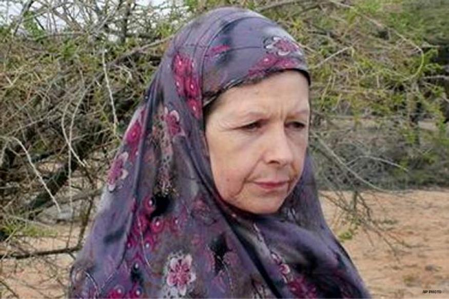 Kidnapped British woman freed in Somalia