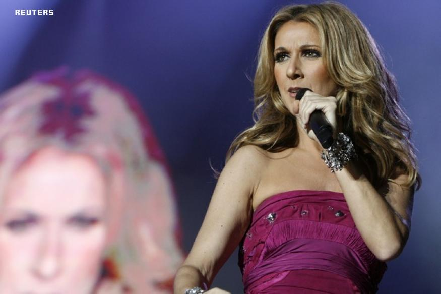 Celine Dion returns to singing