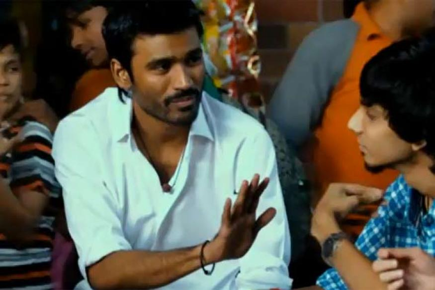Dhanush's Sachin anthem scores 5 million hits