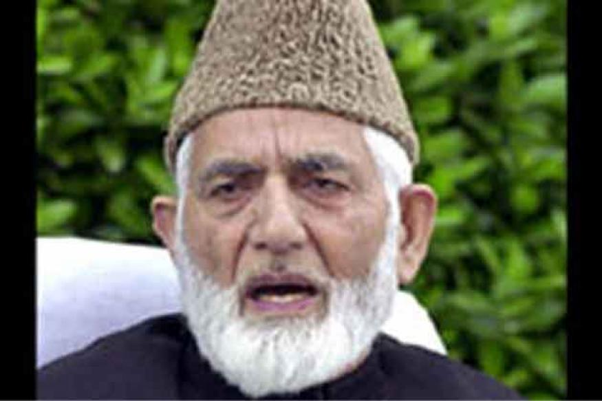 Geelani heckled by ABVP activists in Delhi