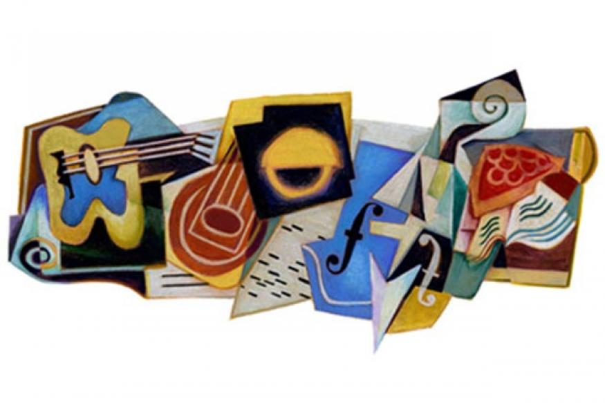 Google doodles Juan Gris' 125th birthday