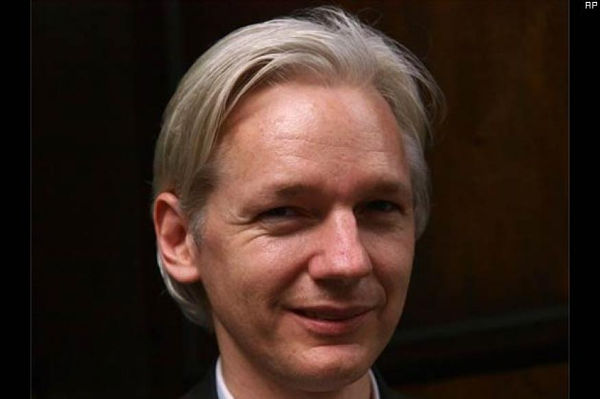 WikiLeaks' Assange eyes Australian Senate