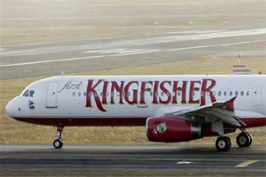 Lack of guarantee may ground Kingfisher flights