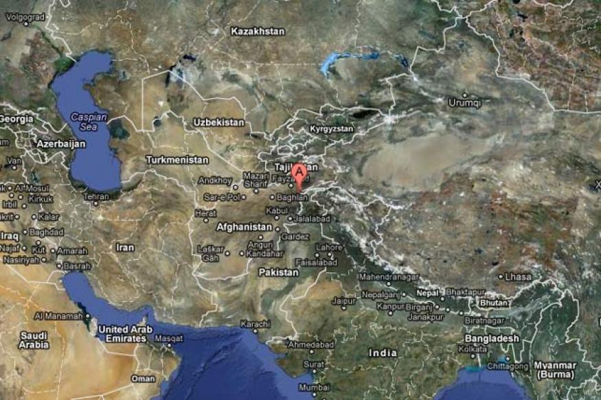 5.2 quake hits Afghanistan, Kashmir feels tremors