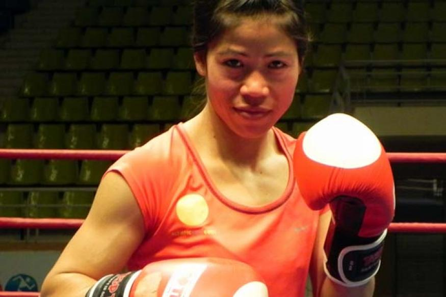 Asian Championship: Mary Kom makes a winning start