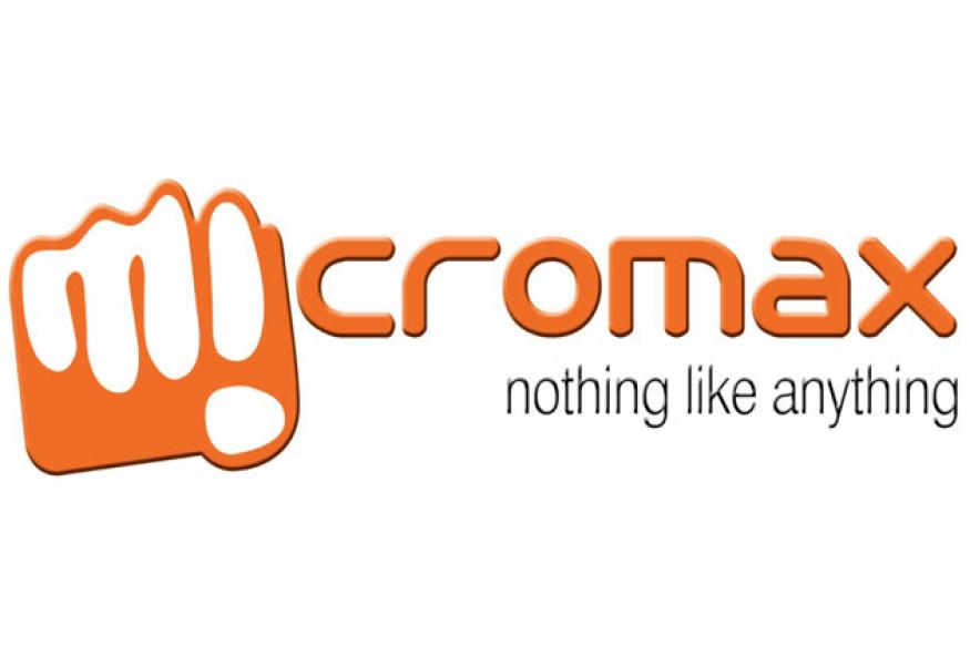 Micromax comes up with a new brand logo