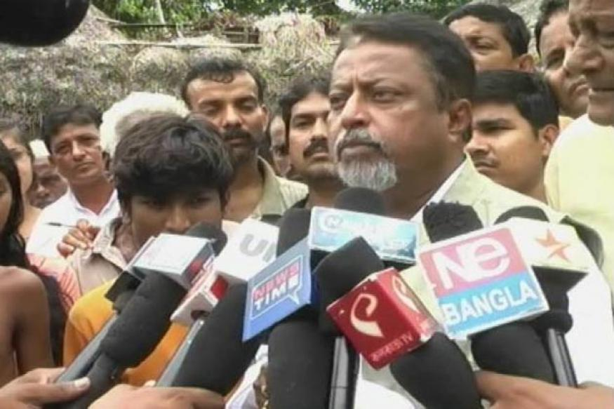 Mukul Roy to reply to Rail Budget in Parliament