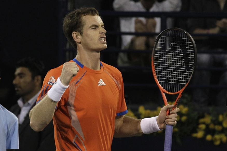 Murray to face Federer in final of Dubai Open