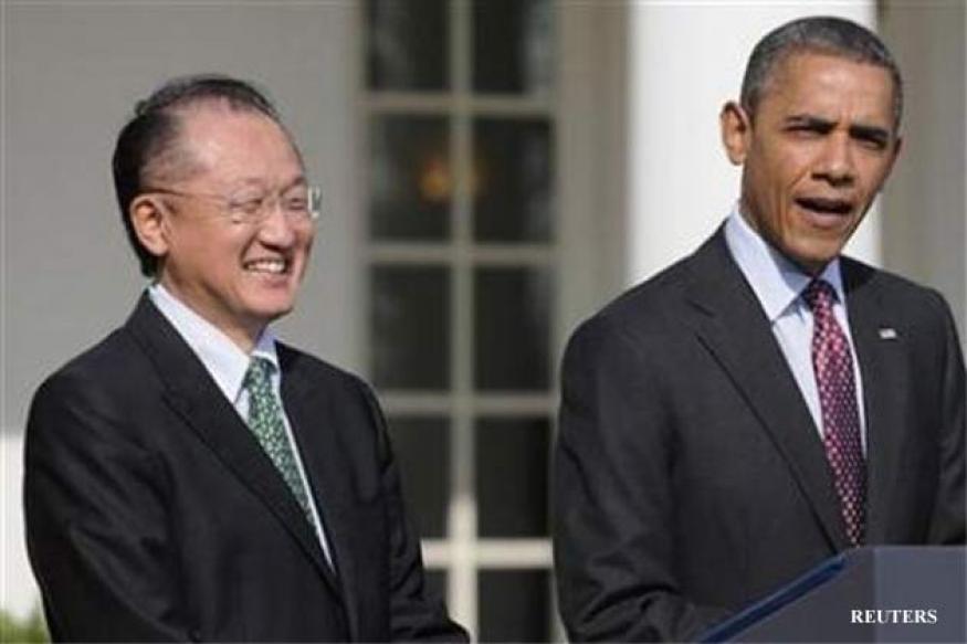 Obama nominates Jim Yong Kim to head World Bank