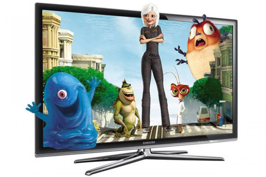 Samsung launches smart TV for Indian market