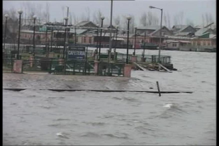 Massive storm hits J&K; property damaged
