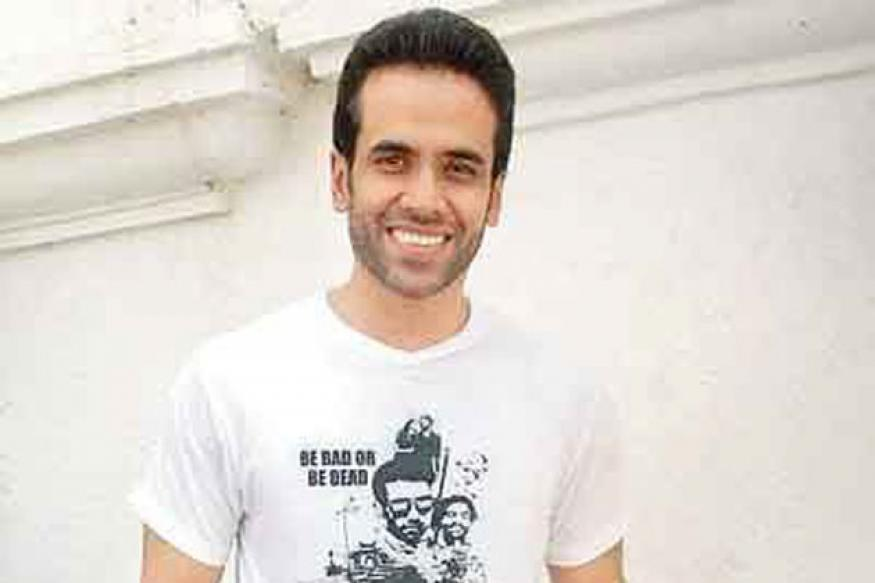 My father is still a bigger star than me: Tusshar