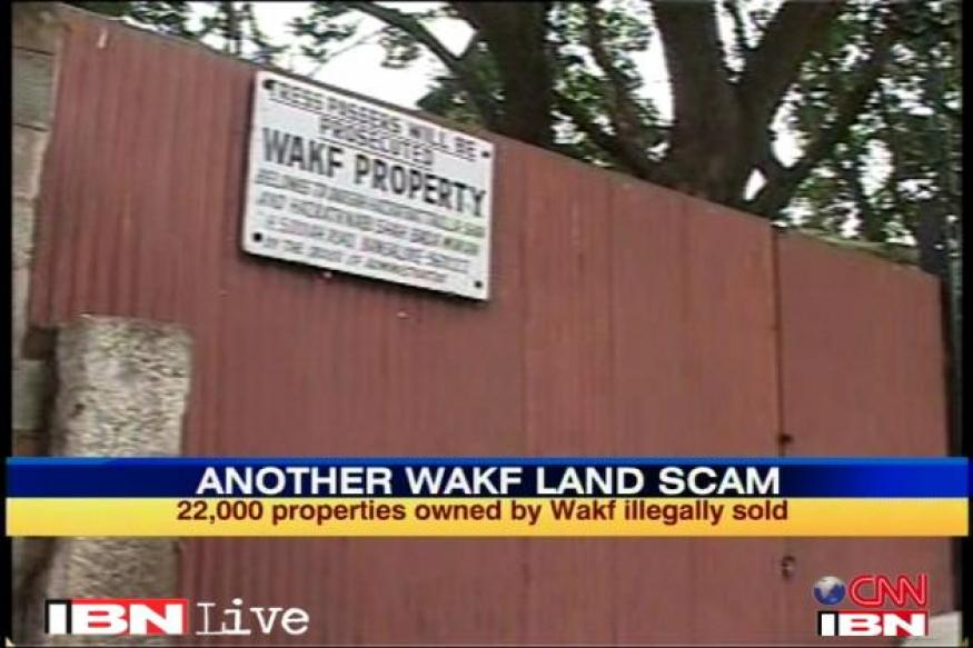 Wakf land scam: 'K'taka will have to take a call'