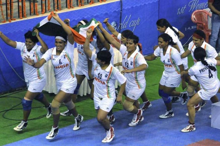 India clinch women's Kabaddi World Cup title