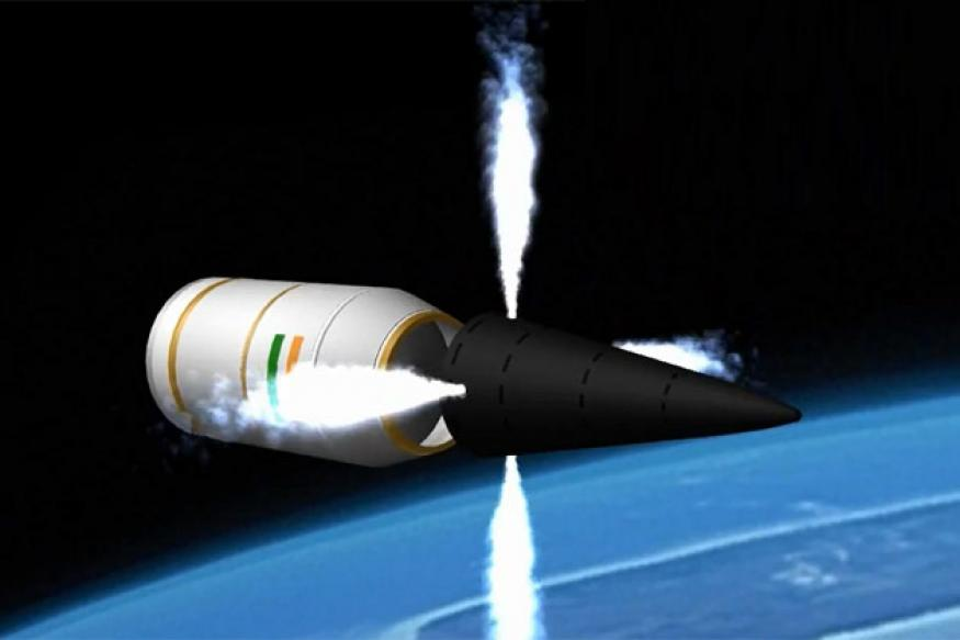 Blast off to target: How the Agni V ICBM works