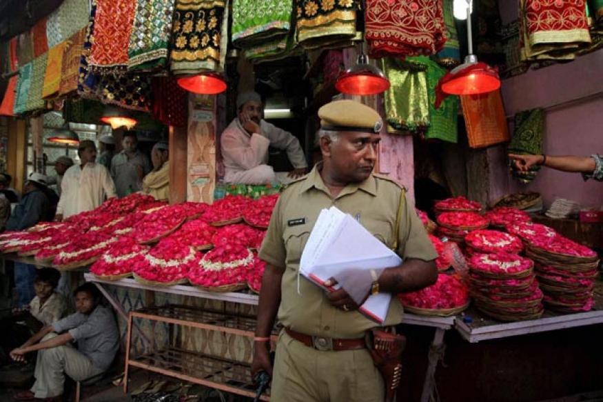 Ajmer: Small businessmen suffer due to Zardari's visit