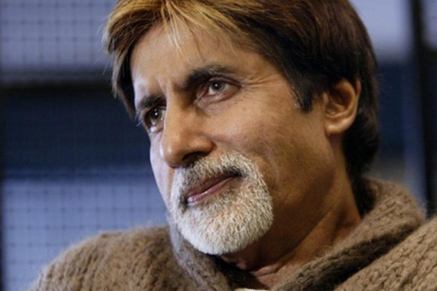 Big B to be honoured for polio work