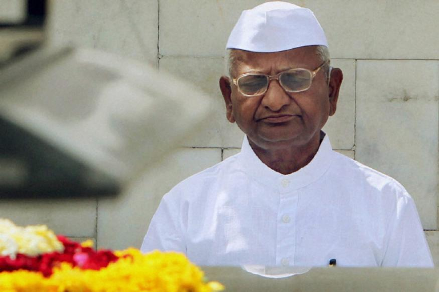Gurgaon: Anna Hazare supporters sent to jail
