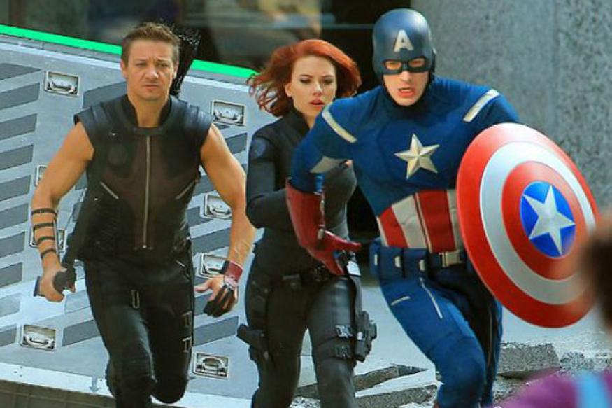 Tweet Review: 'The Avengers'