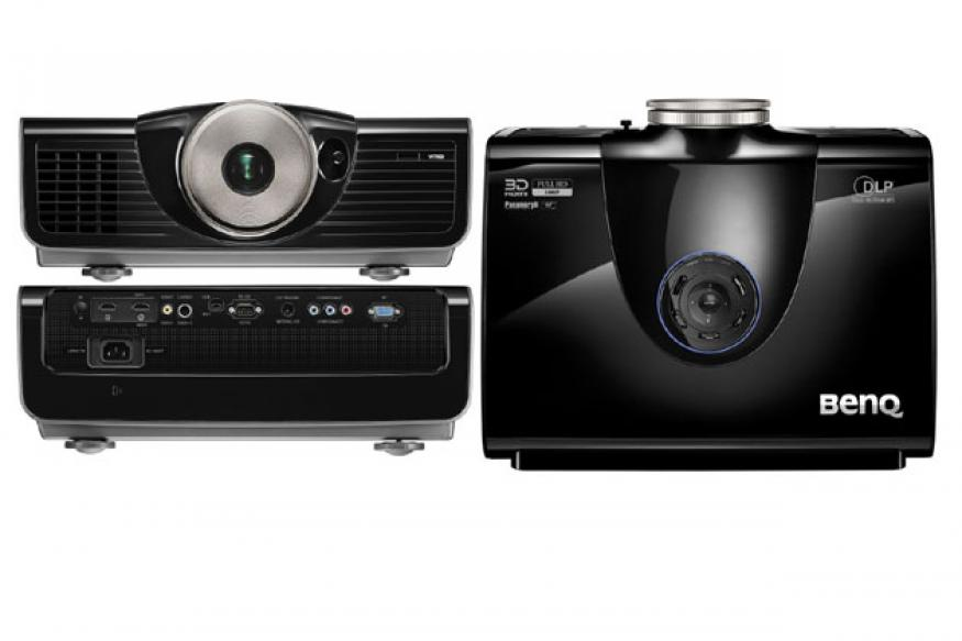 BenQ launches W7000 full HD 3D projector in India
