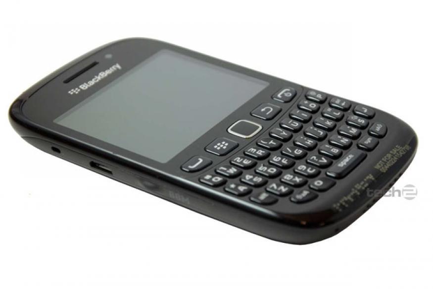 Review: BlackBerry Curve 9220