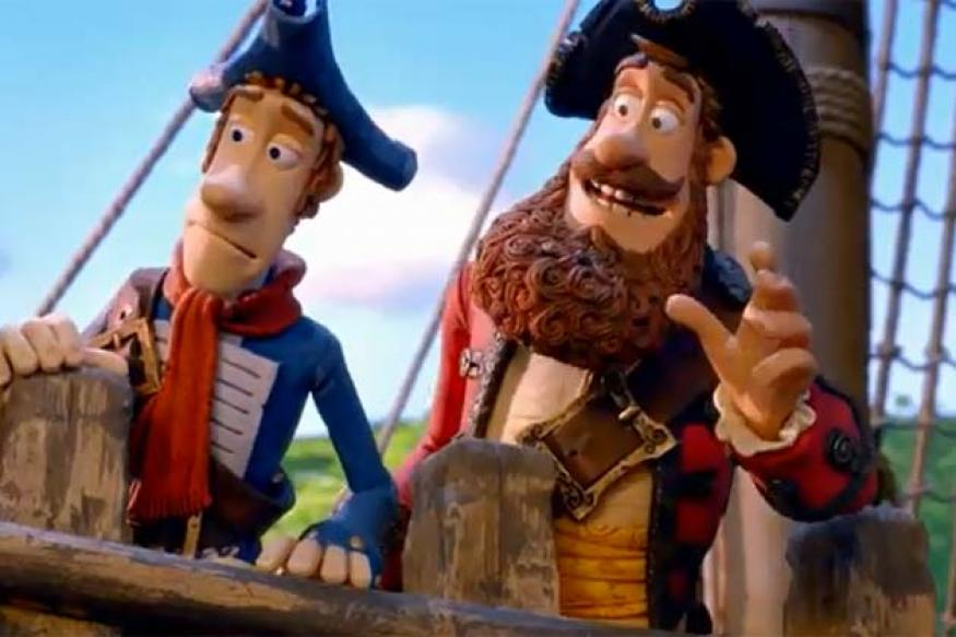 Watch: Trailer of 'The Pirates! Band of Misfits'