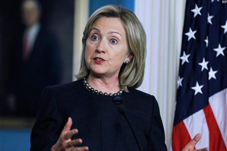 US to press Pak to squeeze Haqqani network: Clinton