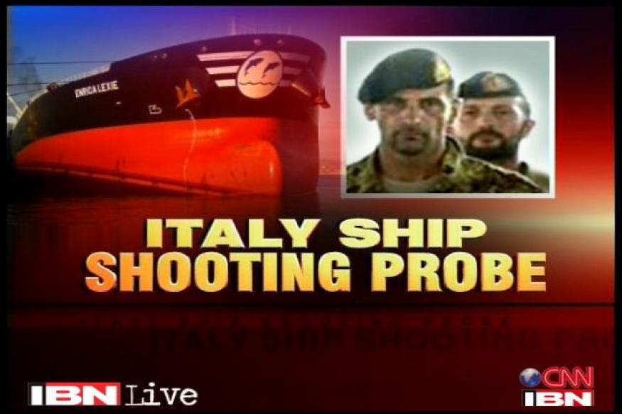 Italian priests visit slain Kerala fisherman's home