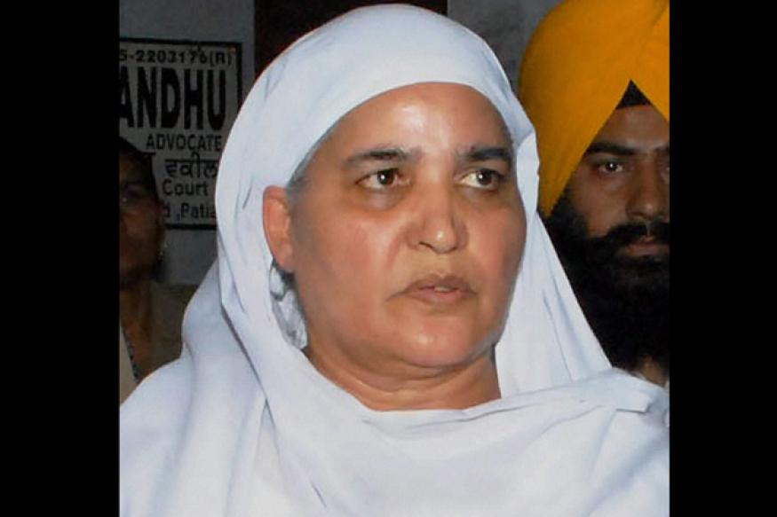 Punjab: Jagir Kaur's plea for TV in jail rejected