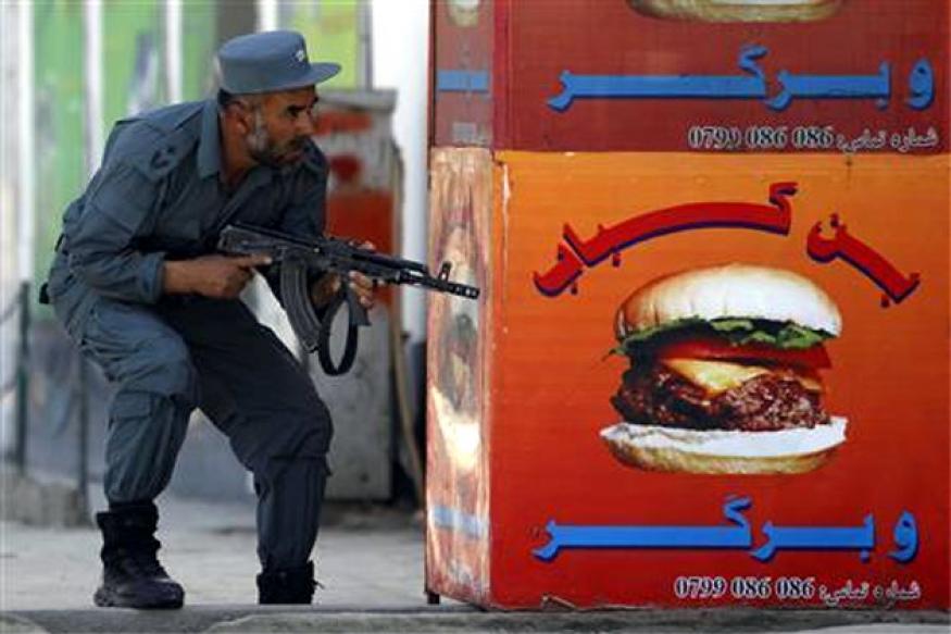 Taliban attacks diplomatic area in Kabul, 16 dead