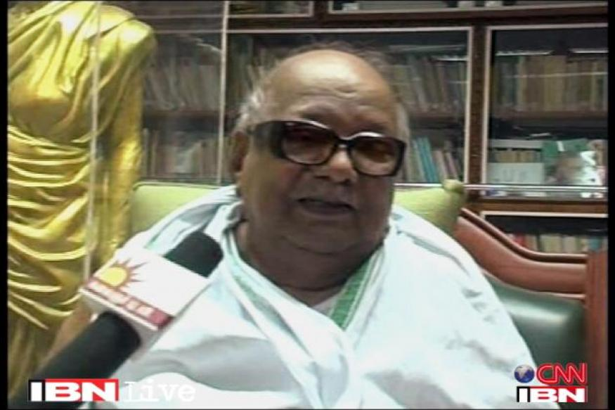 Karunanidhi to lead state-wide protest on Apr 15