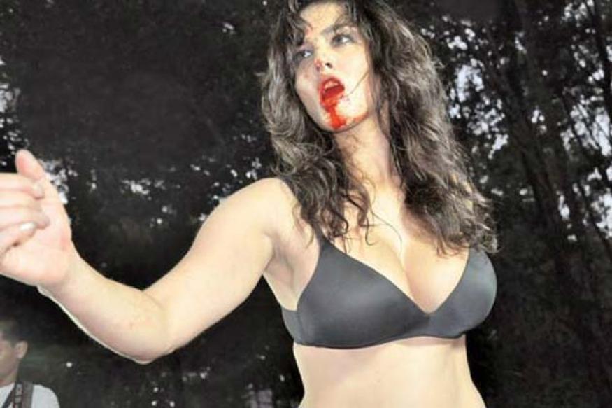 Before 'Jism 2', see Sunny Leone's 'Black Shama'