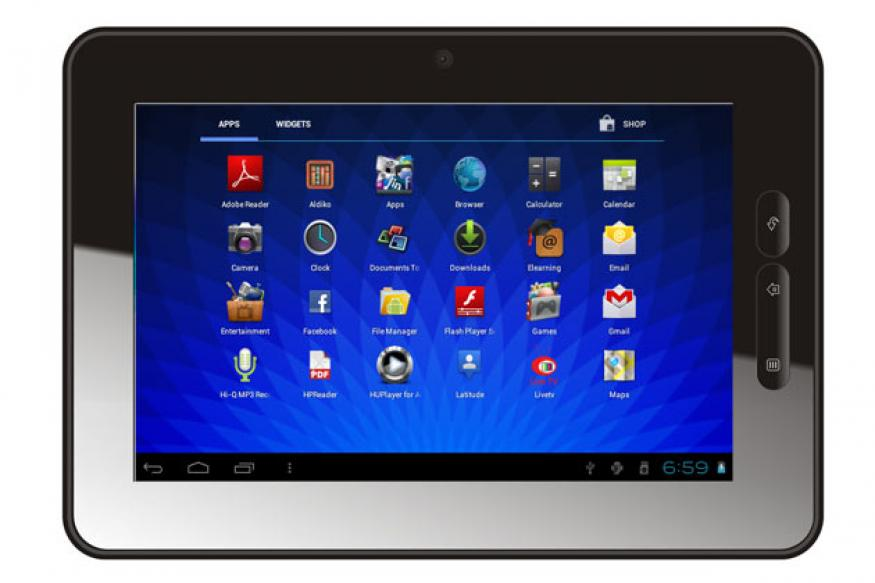 Micromax's 10-inch tablet coming this quarter