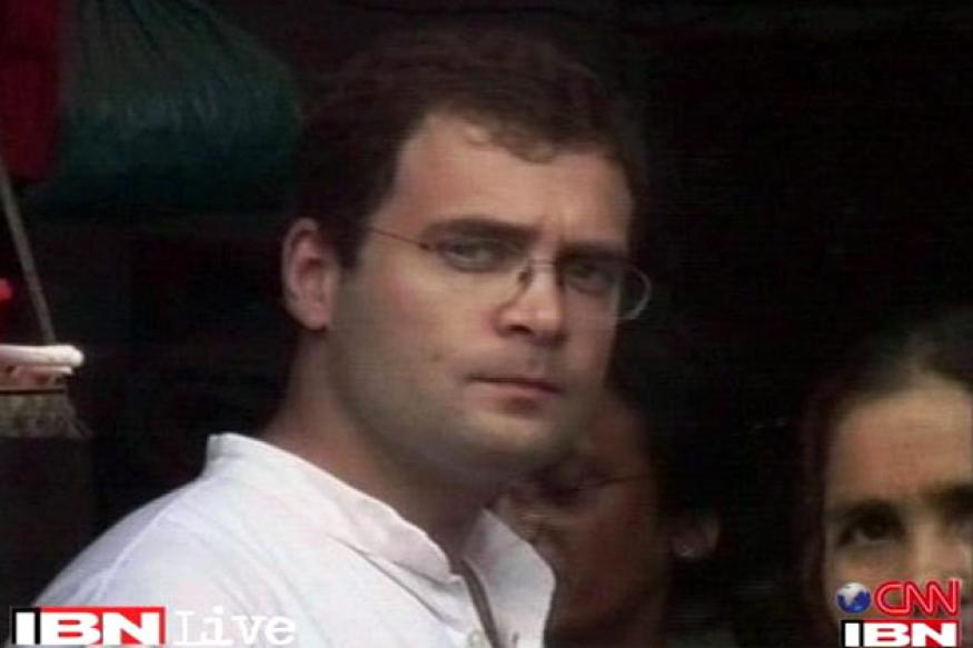 Rahul Gandhi to visit Amethi from April 30
