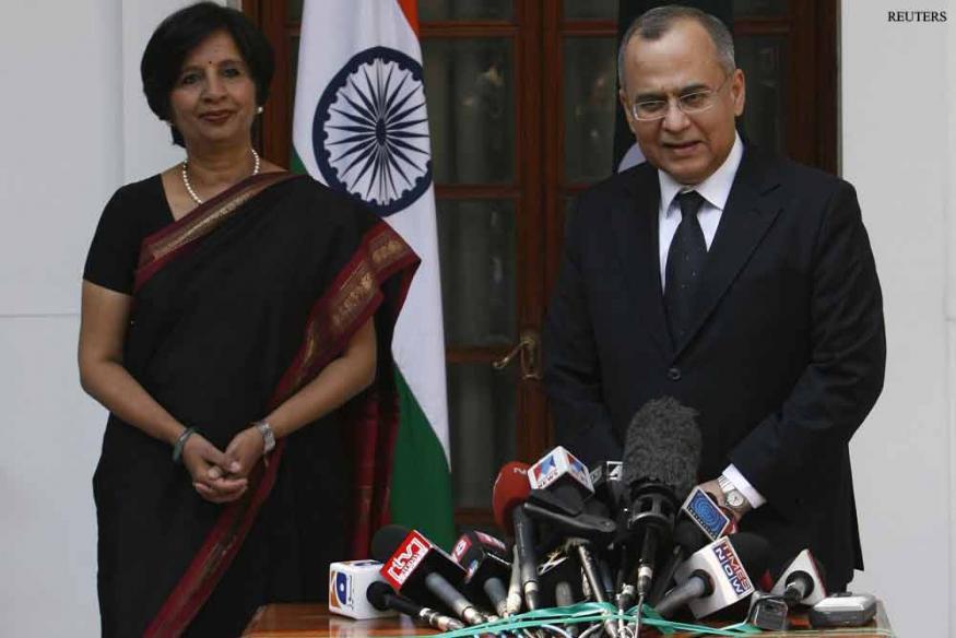 Salman Bashir new Pak envoy to India
